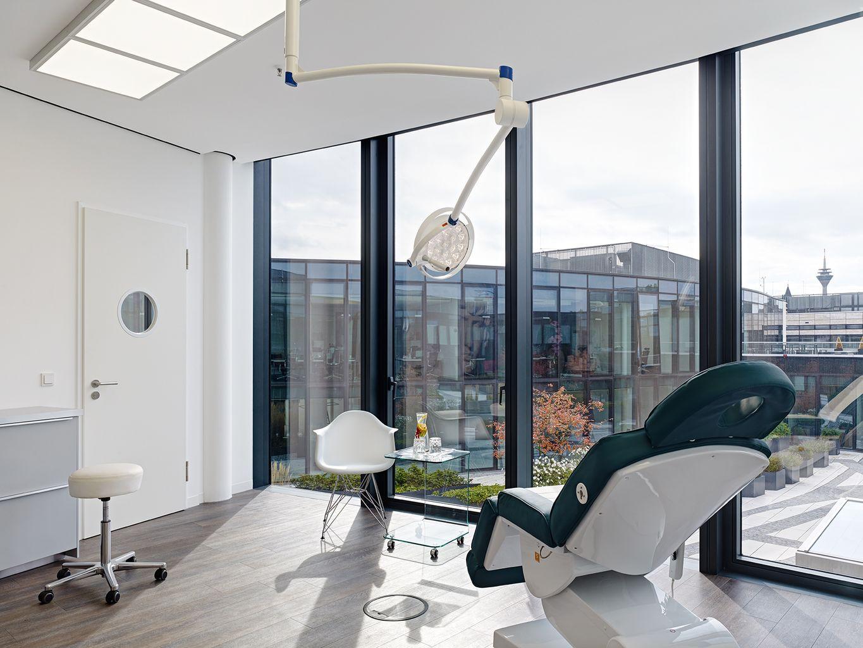 praxisklinik im k bogen lindner architekten. Black Bedroom Furniture Sets. Home Design Ideas