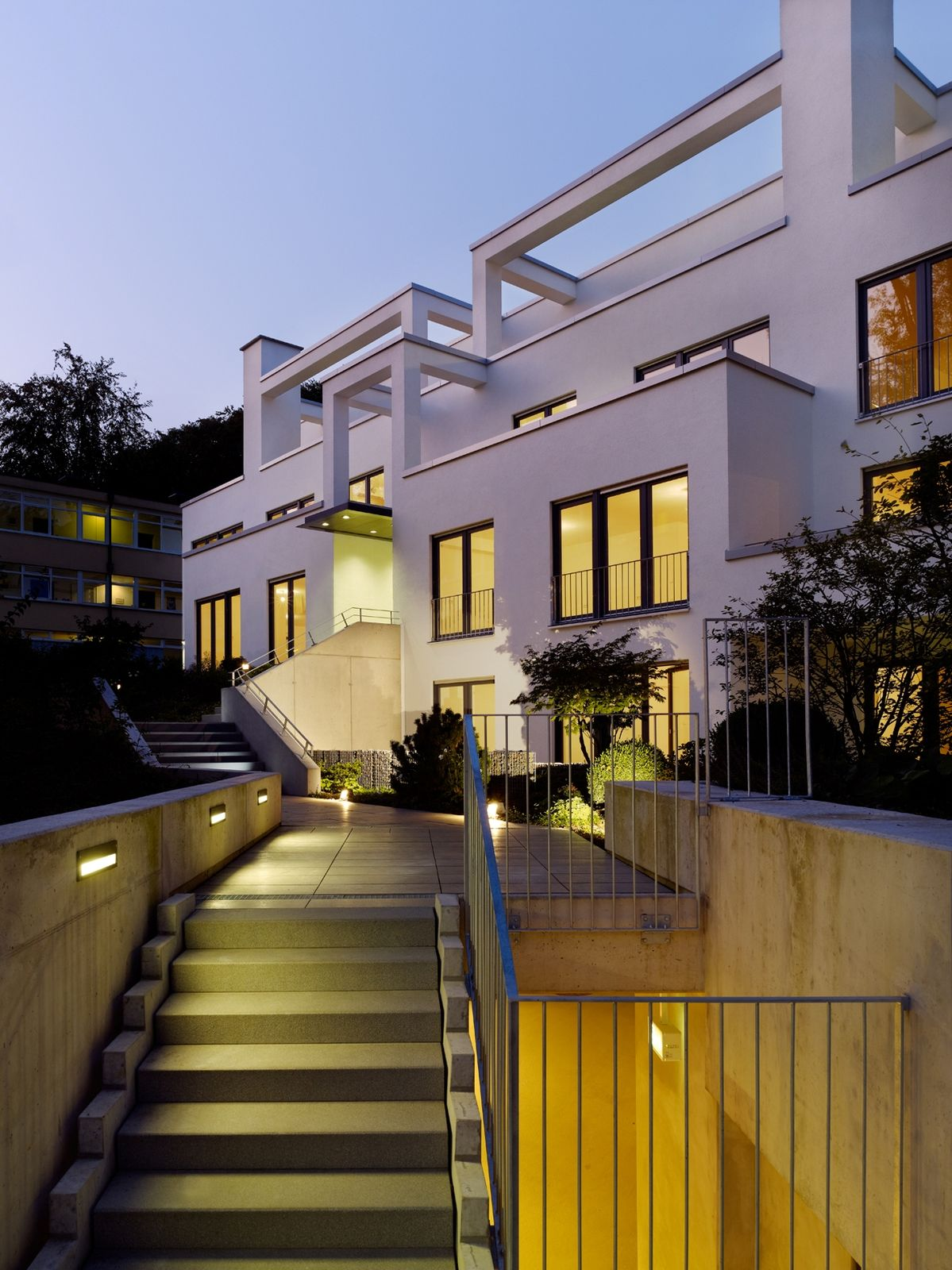 wohnhaus bismarckweg lindner architekten. Black Bedroom Furniture Sets. Home Design Ideas