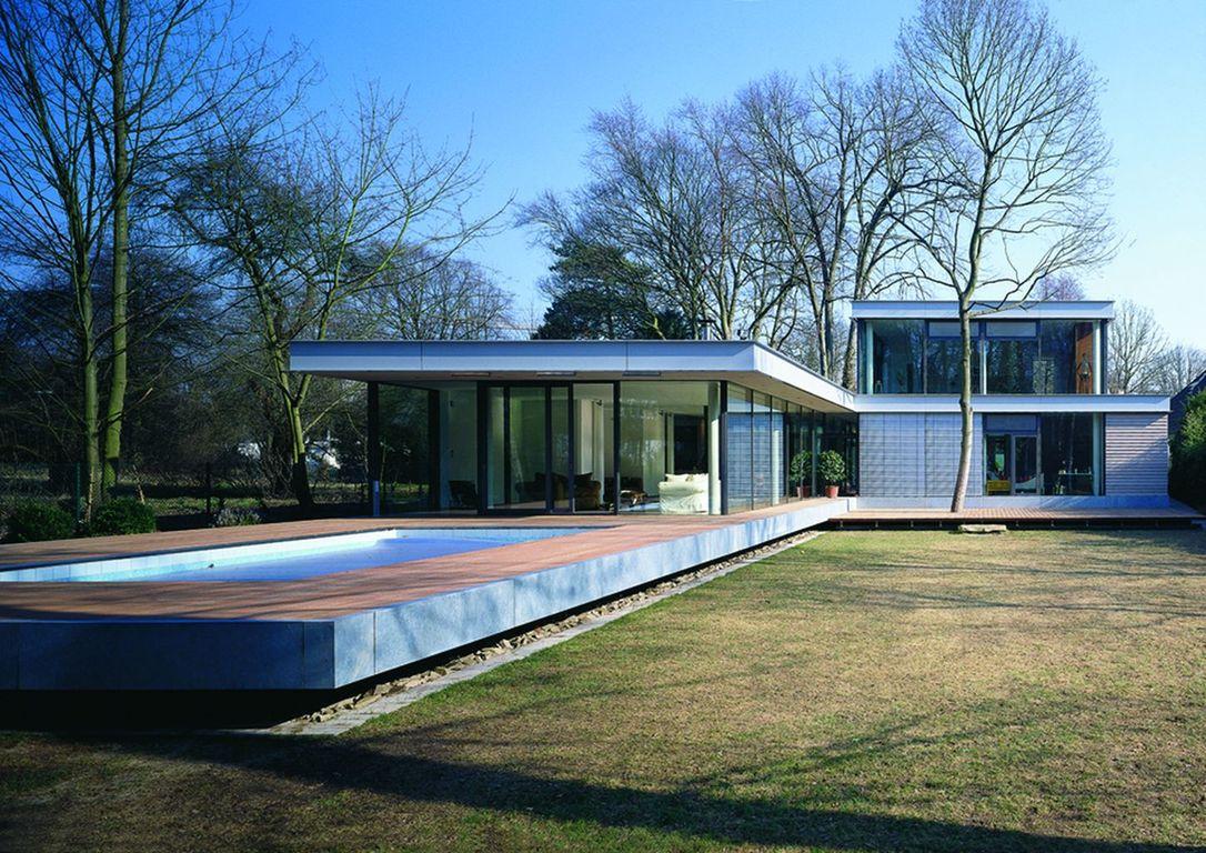 Architekt Meerbusch wohnhaus meerbusch   lindner architekten