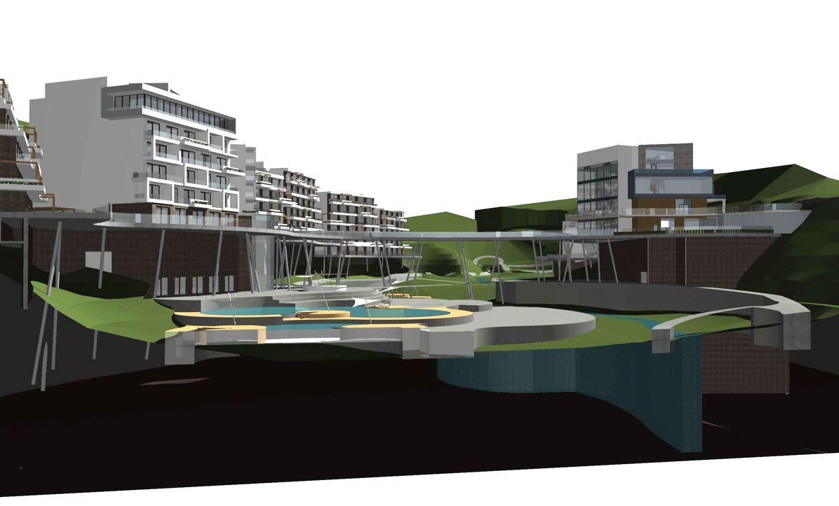 nebug resort lindner architekten. Black Bedroom Furniture Sets. Home Design Ideas